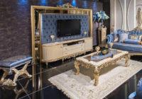 Gambar Bufet Tv Jepara Terbaru Ukir Dan Minimalis